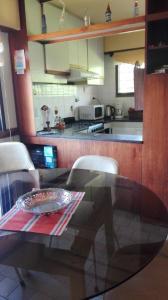 Una cocina o kitchenette en Tejas Verdes Alojamiento Familiar