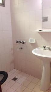Un baño de Tejas Verdes Alojamiento Familiar