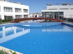 Swimmingpoolen hos eller tæt på Terraços De Tavira