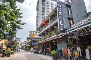 Vietnam Backpacker Hostels - Hue