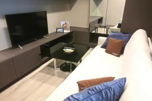 A television and/or entertainment center at Verve Suites KL South