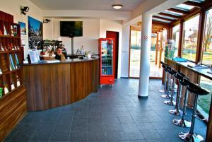 Vstupní hala nebo recepce v ubytování Apartments Ski & Sun
