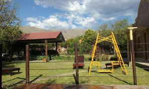 Zona de juegos para niños en Chalets ZB I y II