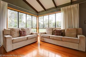 A seating area at Magnolia