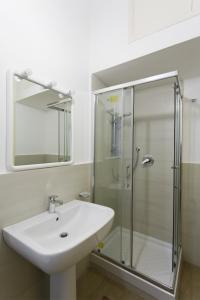 Um banheiro em Nellina's House