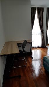 Ein Sitzbereich in der Unterkunft Casa Residency Condomonium