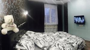 Llit o llits en una habitació de #PetergofApart