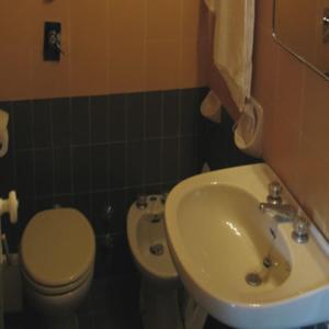 A bathroom at Residence Viserba
