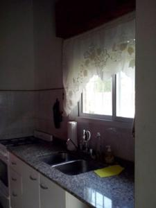 Cucina o angolo cottura di El Vallecito