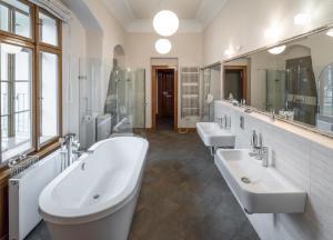 Ванная комната в 3 Epoques