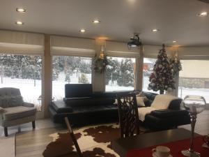 Vstupní hala nebo recepce v ubytování Apartament Tatry One