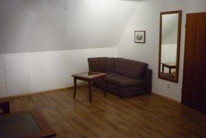 A seating area at Apartment Alban