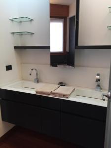 A bathroom at Giulia Luxury Apartment