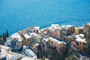 Vista aerea di Casa Di Lucia