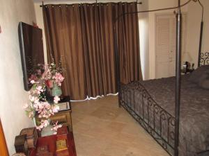 Cama o camas de una habitación en Pinacate Marina Resort - Villa 11