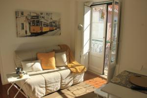 Zona d'estar a Tasty Lisboa Flat - Alfama 2