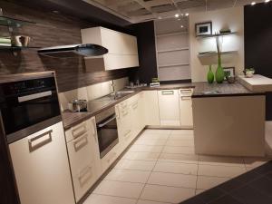 Küche/Küchenzeile in der Unterkunft Appartment Salzburg City Center