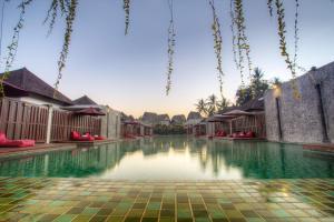 A piscina localizada em FuramaXclusive Resort & Villas, Ubud ou nos arredores