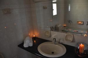 Un baño de Sun And Sea Apartments
