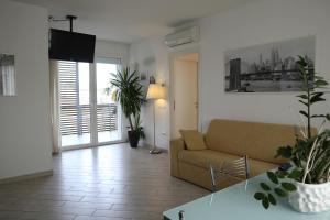 Area soggiorno di Camera & Caffè Cenni