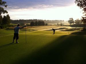 Golffaciliteter vid eller i närheten av semesterhemmet