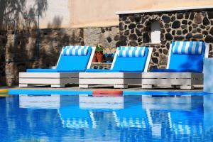 المسبح في إيفيزورزيا فيلاز أو بالجوار