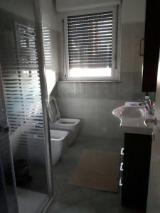 Salle de bains dans l'établissement Milano bovisa politecnico