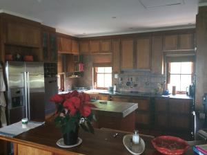 A kitchen or kitchenette at Rakeen