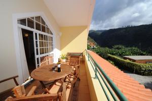 Uma varanda ou terraço em Villa Atlântico | Ponta do Sol
