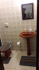 Un baño de kitinete Canasvieiras