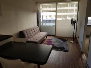 Zona de estar de Edificio Fortaleza Depto. 916