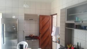 A bathroom at Casa na Melhor Praia de Maragogi