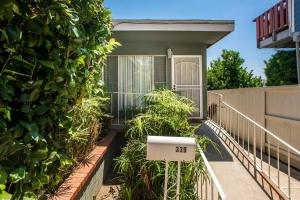 A balcony or terrace at Three-Bedroom in Point Loma