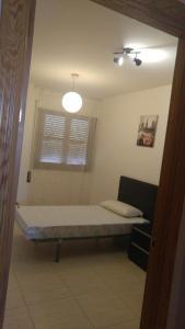 Cama o camas de una habitación en LaFonda1-2-B