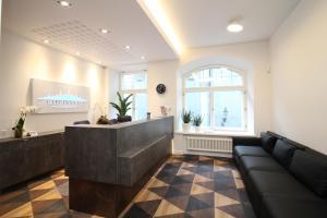 Fuajee või vastuvõtt majutusasutuses Tallinn City Apartments Old Town Suites