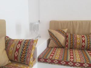 A bed or beds in a room at Casa do Cabo