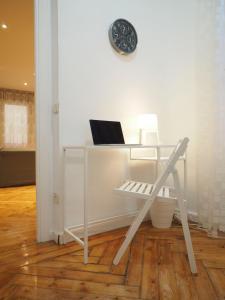 TV/Unterhaltungsangebot in der Unterkunft Elegante piso en calle Goya