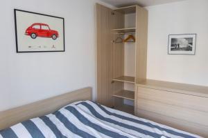 Cama o camas de una habitación en Photographer's Nest