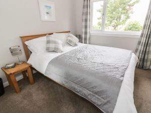 Cama o camas de una habitación en Tigh Ban
