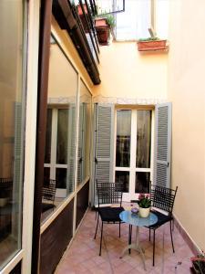 Balcone o terrazza di Casa della Musica