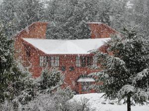 Terrazas del Lopez durante el invierno