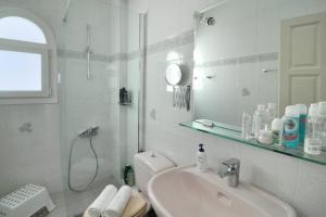 Ένα μπάνιο στο Nel Verde in Skripero