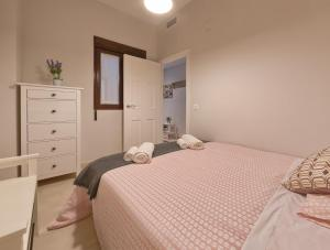 A bed or beds in a room at Macasta HSH