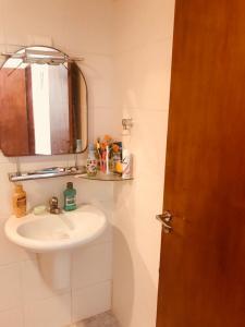 Bathroom sa Casa Em Praia Azul
