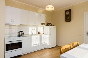 A kitchen or kitchenette at Zofija