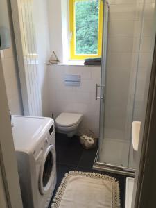 Um banheiro em ZenkLove