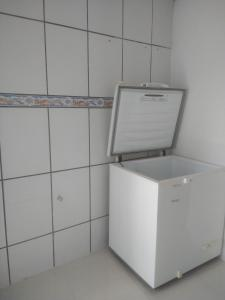 Una cocina o zona de cocina en Casa para temporada