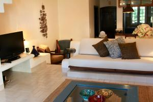 אזור ישיבה ב-Authentic & Tranquil Villa