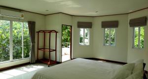 Voodi või voodid majutusasutuse Kamalar Palace toas