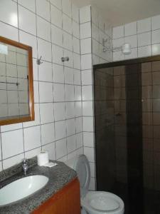 Un baño de Temporada Ponta das Canas